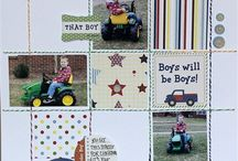 Scrapbooking / by Cindy Browning