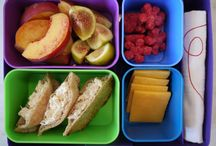 School Lunch Ideas / by Mel {Mel's Kitchen Cafe}