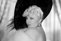 Mae West...Goodness / I adore Mae...she was amazing...set the bar pretty high for the rest of the true Hollywood Vixen's!  / by Michelle Schulte