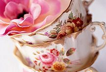 Tea Time ! / by Gwyn Whelband