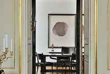 interiors / by Alex Miller