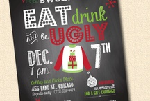Ugly Sweater Party / by Lorrie Orozco