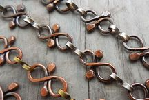 Wire Wraps - Tuts - Chains / by Sherry Fox