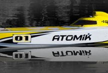RC Boats / All things Remote Controlled in Watercraft / by Atomik RC