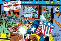 Comics - First Issue #1's / by Derek Davis