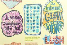 Typography / by Alexandre Azevedo