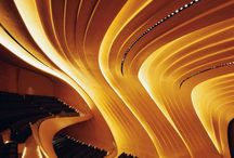 Architecture,  Zaha Hadid Architect / Zaha! Awesome. / by Beverlyn Martin