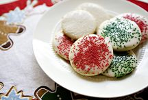 Holiday Cookies / by Leeanne Cottle