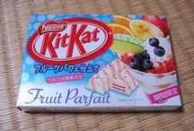 Kit Kat / by Brian Evergreen