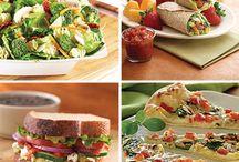 Veggie meals / by Lisa Cox