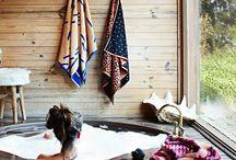 bathes get their own board / by Sydney G