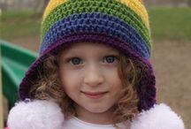 Crochet~Hats / by De'Anna Groves