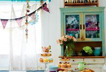 Interiors / by Peach Blossom