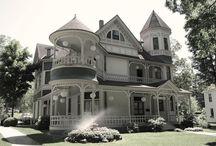 Homes / by Gennie Grundy