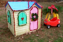 Cozy Coupe Ideas / by Kelly Loy