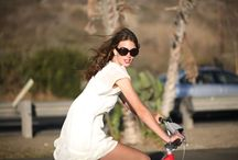 Chic cyclists / by Emily Church