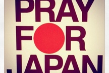 PRAY FOR JAPAN / 11th March 2011, unbelievable big EARTHQUAKE and following TSUNAMI struck Japan especially in northern east area. People in the disaster area are still suffering from the lasting aftershock.  I can do now in Tokyo is to donate, spreading correct information by retweeting or somehow...  PRAY FOR JAPAN. PRAY FOR TOHOKU REGION. i hope they can be better ASAP. and i hope these messages encourage them. (we are happy to see these from the world. we wanna say thank you.) March 2011 / by Moogieh