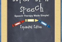 Speech Development / by Rita Muller