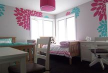 Girls Room Ideas / by Cari Harrison
