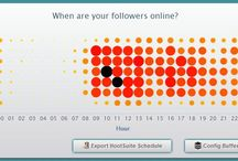 Social Media y Digital Marketing - infografias / La comunicación online y el marketing digital merecen un tablero con todo tipo de infografias / by Rebeca Saez