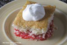Dessert Recipes - don't need'em but gonna try'em! / by Dana Evans