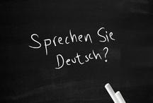 Sprechen Sie Deutsch? / by Nicole Moore