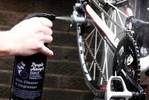 Bike Tips  / Care and Maintenance / by Elizabeth Salerno