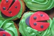 Ladybug Themed Party / by Danielle Harper