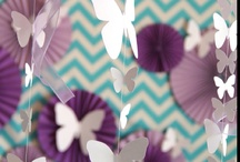 PARTY ON: Butterfly birthday! / by Tiffany Benson <PaperLaneDesign>