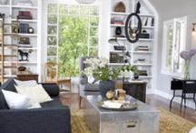 Living Rooms / by Katie Plum