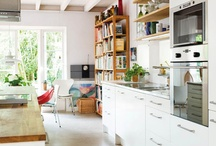 home | kitchen / by Emily Wong