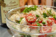 Healthy recipes / by Tammi Cisler