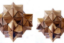 3D WOODEN PUZZLES / by GRAY SCOTT