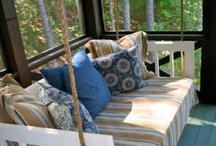 home& outdoor / by Susan Allen