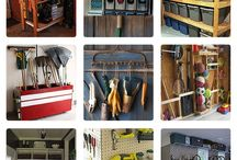 Organizing / by Kim Hall