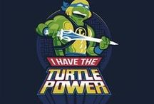 Turtle Power / Never pay full price for late pizza / by Nathaniel Nord