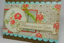 Handmade Cards / by Vicki Sumner