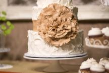 Wow M Wedding cakes / Wedding cakes / by Kecia Bishop Lewis