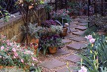 garden and flowers / by Faith Owsley