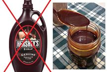 Homemade dressings, syrups, sauces / by Megan Besse