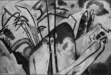 Histoire de l'art / Tableaux vus en histoire de l'art. / by Milly Billy