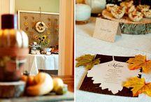 Thanksgiving/Fall / by Gina Hendrix