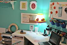 Craft Room Ideas / by Brooke Kemp