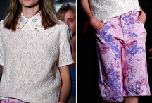 SS13 trends / by Jessica D'Argenio Waller