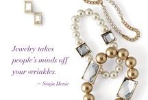 lia sophia / Fan Page - Nikki's Blinging Jewelry Website - www.liasophia.com/nikkiworam / by Nikki Woram