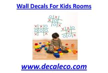 Wall Art For Kids Rooms / Baby room wall decals support parents effortlessly embellish a nursery with an one-of-a-kind artistic flair that can quickly be upgraded as the kid increases. Baby room wall decals have actually ended up being considerably more preferred these days. Your infant would certainly not want to see dull, simple wall surfaces. / by Vinyl Wall Decals