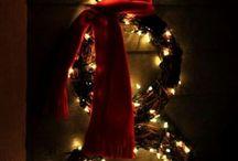 Merry, Merry Christmas / Christmas Decor and Ideas. / by Amanda (Dye) Ketchum