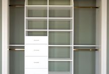 Closet remodel / by Kristin Carrico
