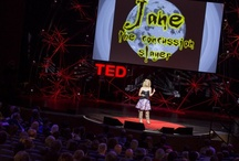 TED Talks / by Caryn Payzant