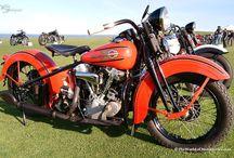 Harley Davidson / by Jan Rudloff